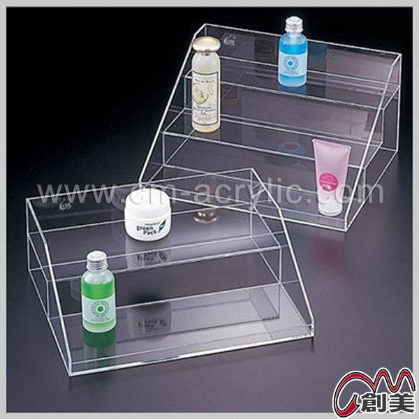 Acrylic cosmetic holder stand,cosmetics display