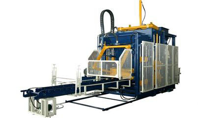 hydroform bricks machine