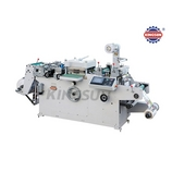 WQM-320G/420 Label Die Cutting Machine