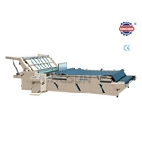 FM Series Semi-automatic Flute Laminating Machine