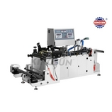 KHZ-250 model PVC label making machine