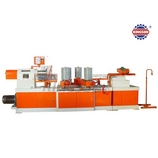 LJT-4D Four Head Paper Tube Winding Machine