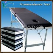 aluminum massage bed used for spa
