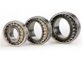Double-row Spherical Roller Bearings