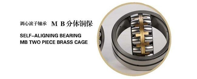 MB Two Piece Brass Cage