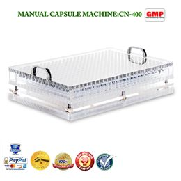 Manual Capsule Filling Machine Cn-400cl