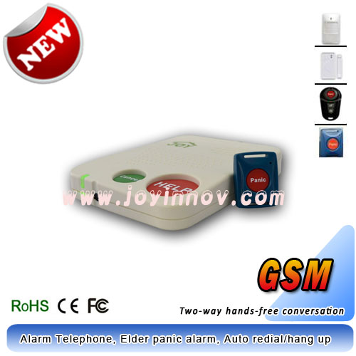 Wireless Elder Alarm Telephone,GSM Emergency Caller