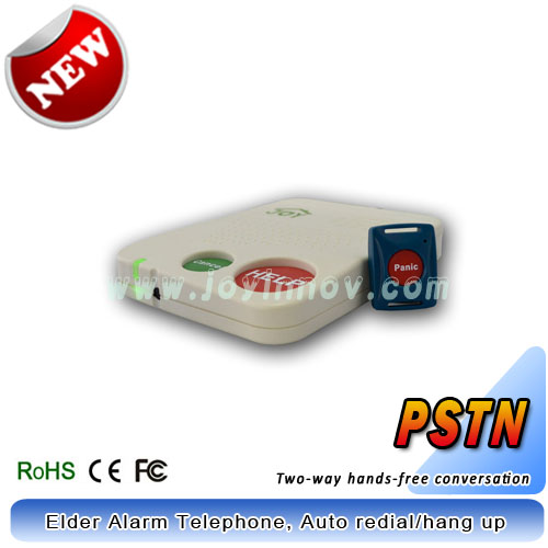 PSTN alarm telephone,Wired alarm,Emergency caller