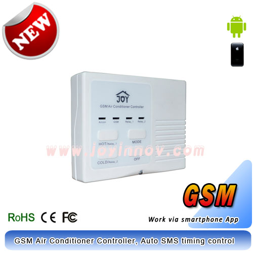 GSM Remote Control for Air-conditioner,