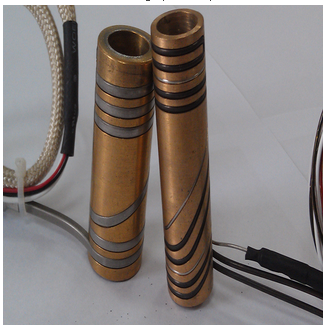 Press In Brass Coil Heater