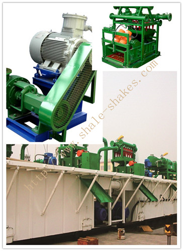 KOSUN Oilfield solids control equipment