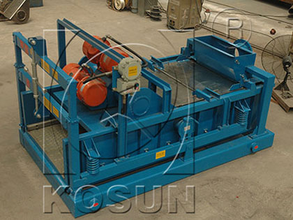 Shale shaker for drilling mud system
