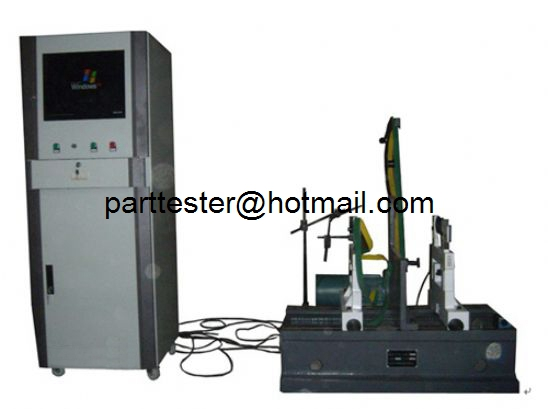 YYQ-50 Belt Drive Hard Bearing Balancer/ Balancing Machine