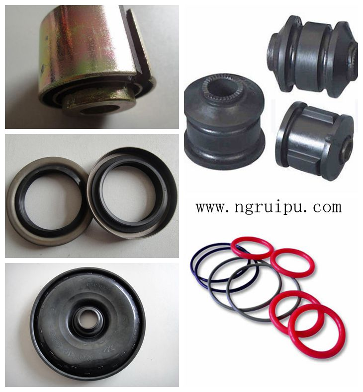 Auto Suspension System Rubber Bushing