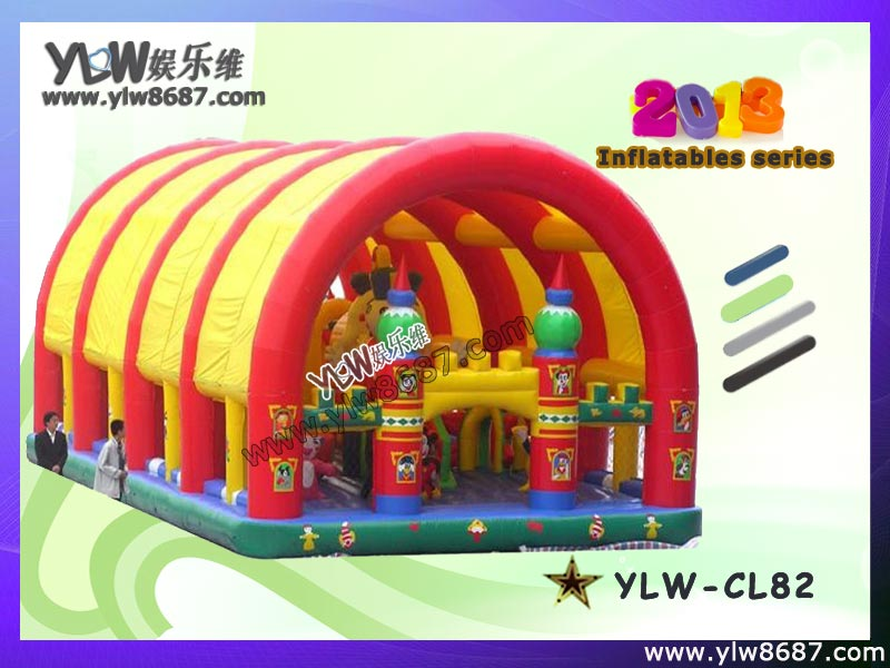 inflatable jumping trampoline,children inflatable bouncer,inflatable jumping bed