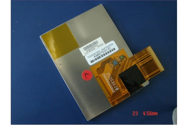 TFT LCD LS040V7DD01/R for Industrial Device LCD