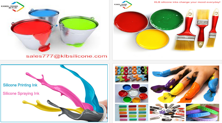 silicone screen printing ink