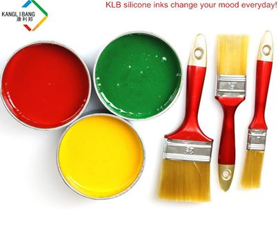silicon screen printing ink