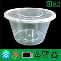 Plastic Food Storage Microwavable Container 1500ml
