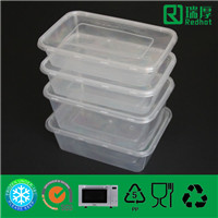Plastic Food Storage Microwavable Container 1750ml