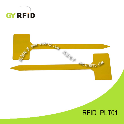 UHF plant tag used for tracking management for flowers and farm product (GYRFID)