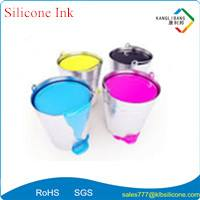 silicone swimming caps silicone screen  printing ink