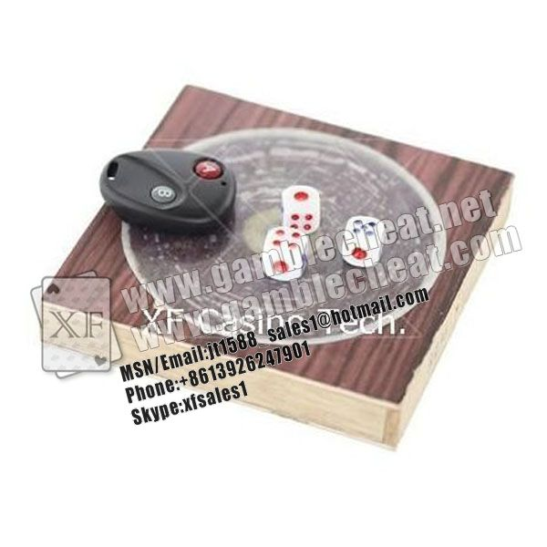 XF Remote Control Dices| wireless control |dices cheat