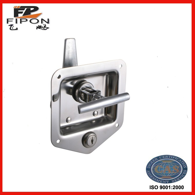 truck box latch/Trailer Handle Lock/Car doorLock