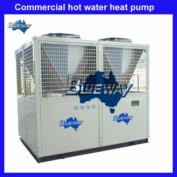 Commercial and industrial air source heat pump