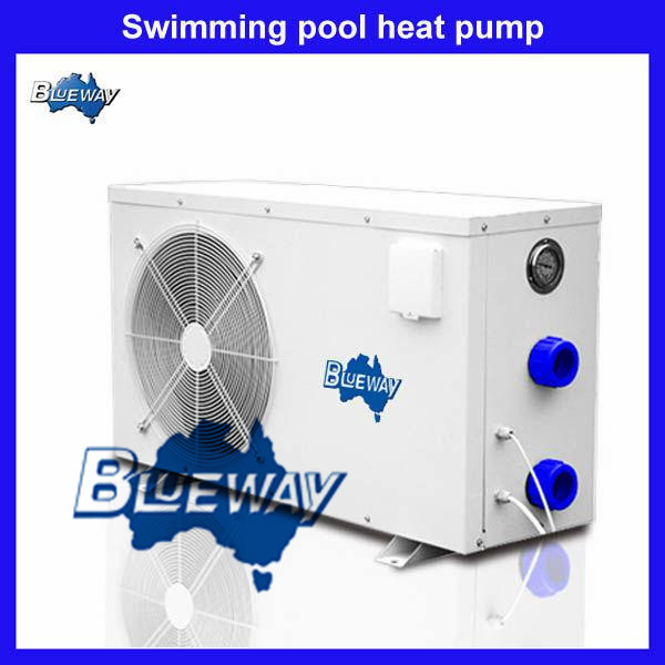 Residental spa pool heat pump
