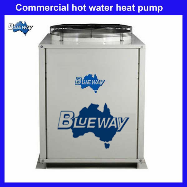 Commercial and industrial heat pump radiator
