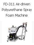 FD-311 Air-driven Polyurethane Spray Foam Machine