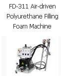 FD-311 Air-driven Polyurethane Filling Foam Machine