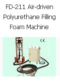FD-211 Air-driven Polyurethane Filling Foam Machine