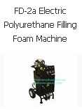 FD-2a Electric Polyurethane Filling Foam Machine
