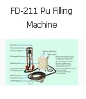 FD-211 Pu Filling Machine