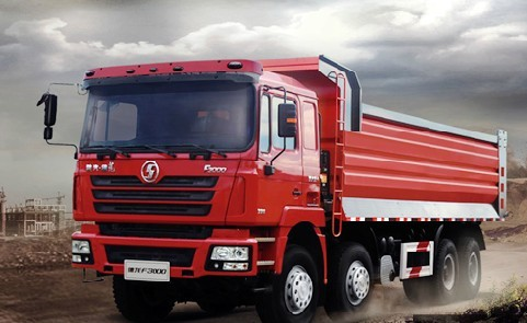 SHACMAN Tipper Truck 35 tons F3000