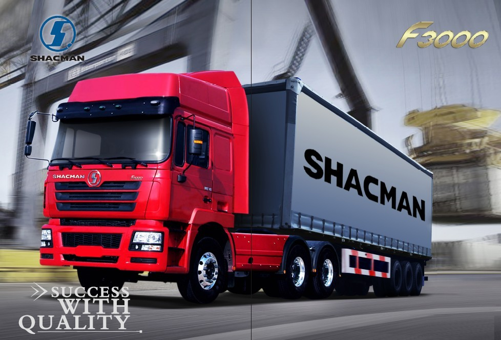 SHACMAN Truck Tractor F3000 6X4