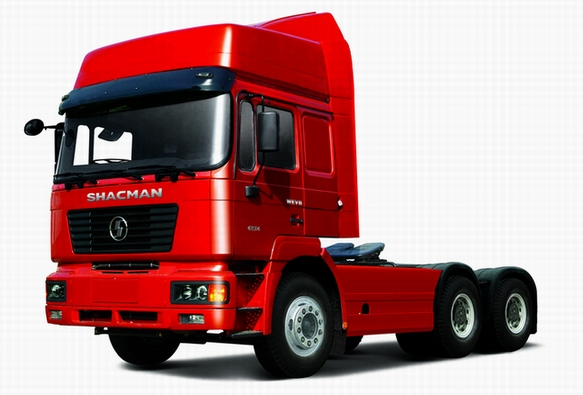 SHACMAN Truck Tractor F2000 6X4