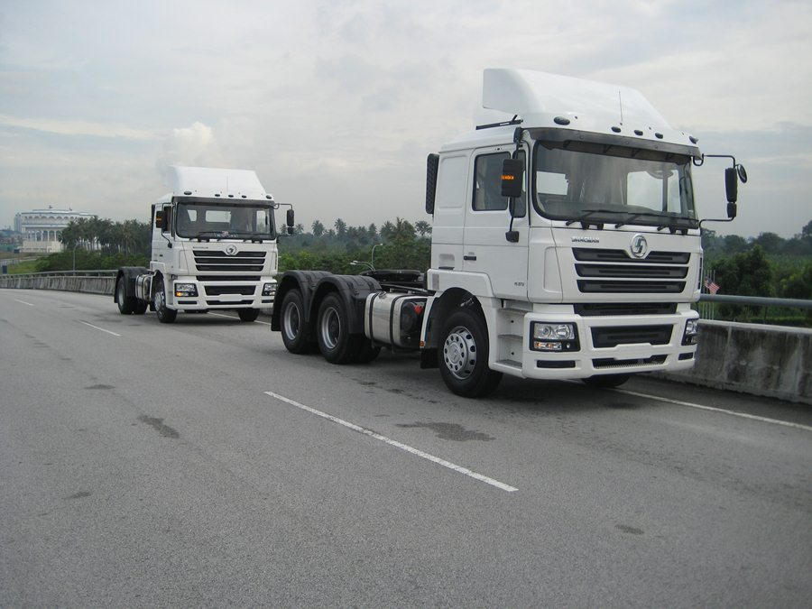 SHACMAN Truck Tractor F3000