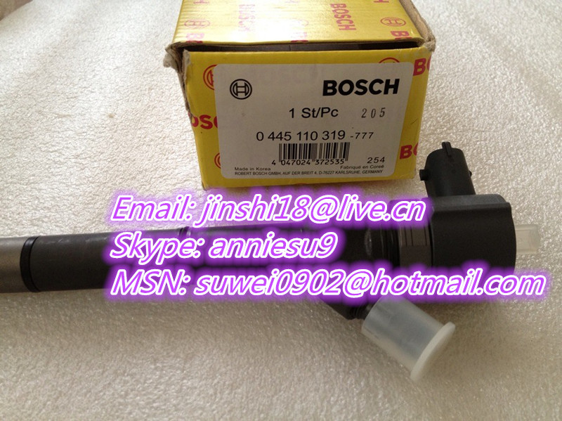 Bosch Common rail injector 0445110319 0445110320 for HYUNDAI & KIA 33800-2A900