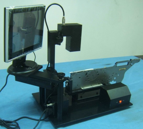 SMT Feeder Calibration