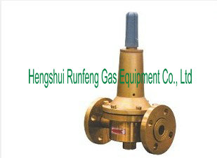 High-pressure Pipeline Liquefied Gas Regulator