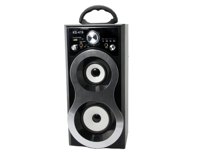 Portable Wood Speaker Wholesale
