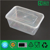 PP Transparent Preserving Container (1000ML)