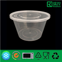 PP Food Container Professional Manufacture in China 1000ml