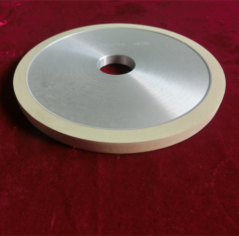 Ceramic bond diamond bruting wheel for natural diamond polishing and grinding(julia@moresuperhard.com)