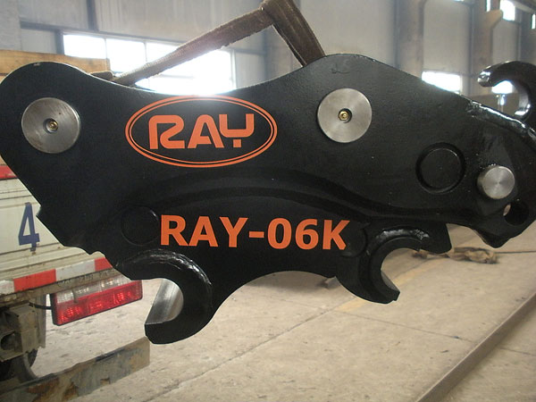 RAY quick hitch (quick coupler