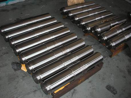 Hydraulic breaker piston - RAY