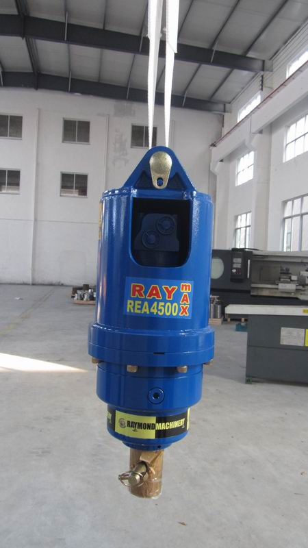 RAY Excavator Auger drive
